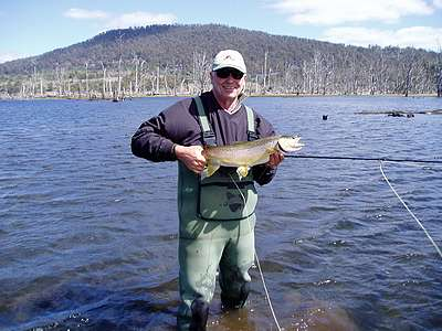 Trout Fishing Tours Tasmania