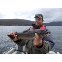 3Rd visit to fly fish Tasmania